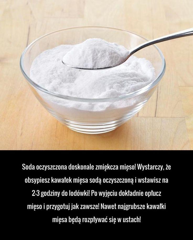 Super zastosowanie sody w kuchni, które docenisz!