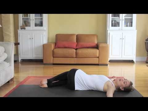 Restorative Yoga Workout - Day 11 - 30 Day Yoga Challenge