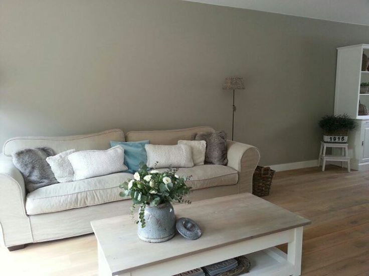 Painting the past woonkamer pinterest verf muur en idee n - Eigentijdse woonkamer decoratie ...