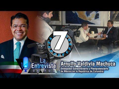 La Entrevista al Embajador