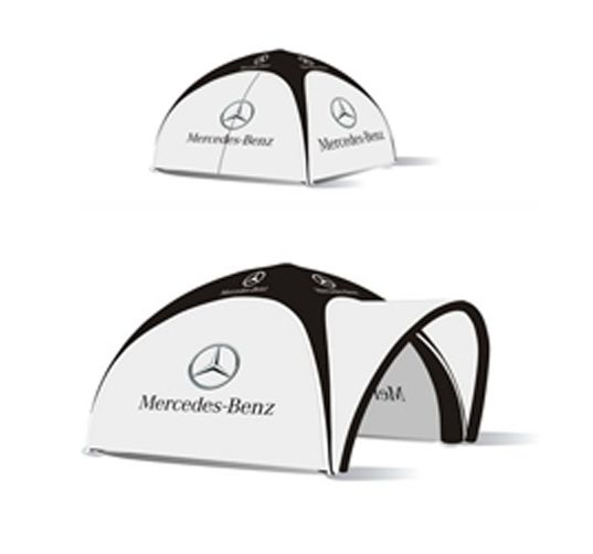#Drycover #Mercedes  #Inflatable #Temporary #Structure #Events http://www.dryspace.ae    engage@dryspace.ae