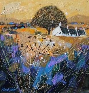 Scottish artist Deborah Phillips