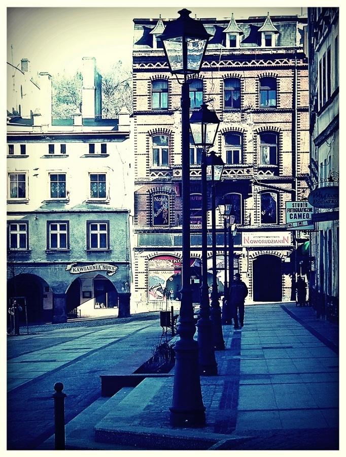 Nowa Ruda - Rynek/ Nowa Ruda - marketplace