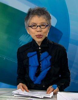 Lee Lin Chin Austrailian News Anchor