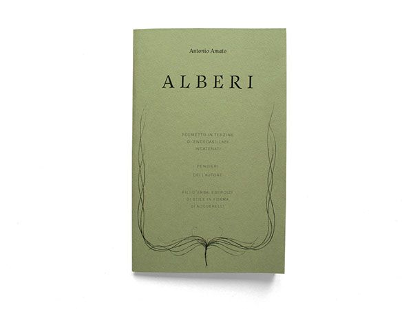 Cover for Alberi / by tipiblu