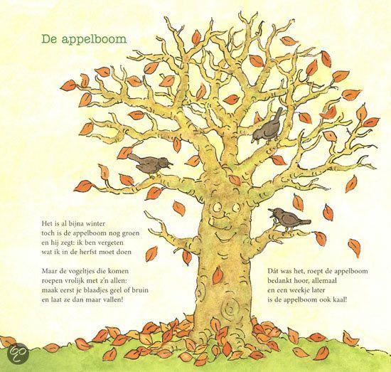 gedichtje herfst