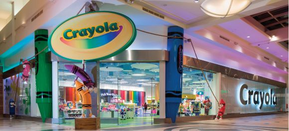 Crayola Experience Orlando Chooses Tryten