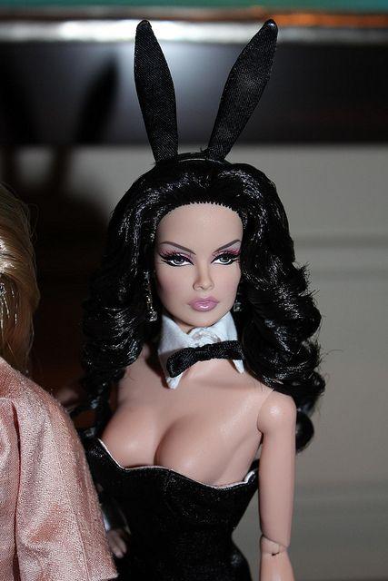 Playboy Bunny Barbie