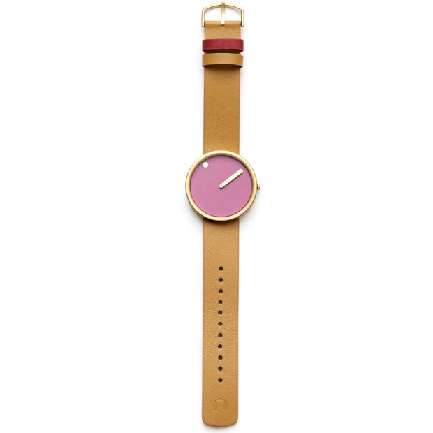 Picto (pink/light brown) by Rosendahl