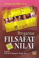 PENGANTAR FILSAFAT NILAI MUHAMMAD ALFAN