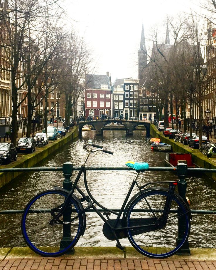 Amsterdam: City of Canals