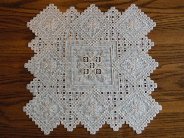 Norwegian Hardanger-  My grandmother did this, still looking for beginner's instructions.