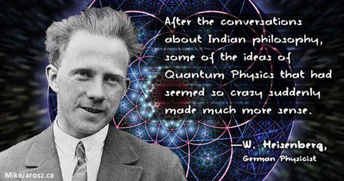 Werner Heisenberg Quote