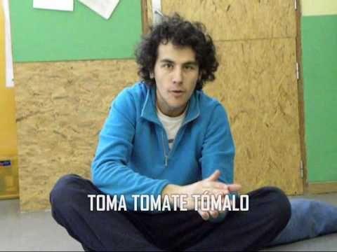 un tomate plof