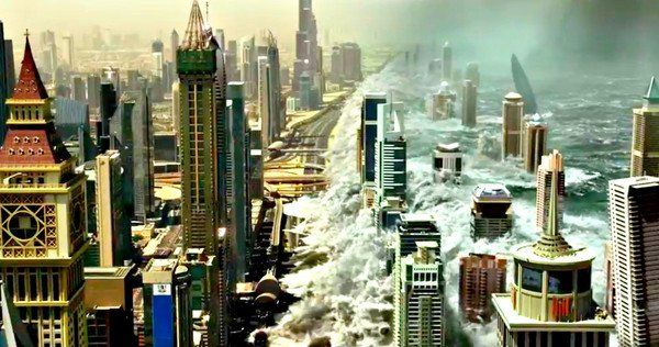 Deadly worldwide weather threatens to kill off humanity in the first thrilling trailer for Geostorm.