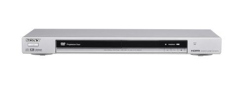 Sony DVP-NS77H/S 1080p Upscaling DVD Player with HDMI Output, Silver