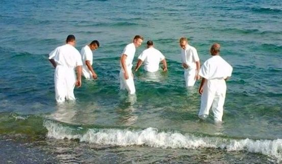 Cyprus .. September baptisms Aegean Sea lds missionary new start
