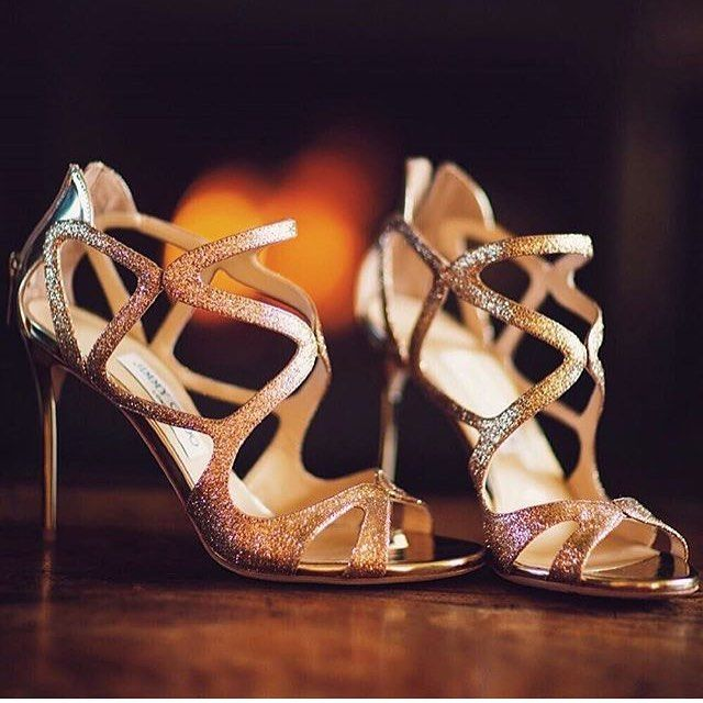 Jenners Wedding Shoes For Bride