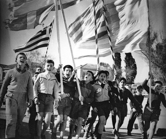 Κυπρος 1955