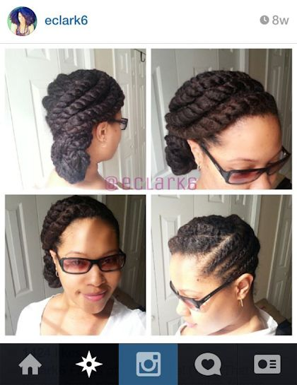 Wondrous 1000 Images About Braids Amp Protective Styling On Pinterest Short Hairstyles For Black Women Fulllsitofus