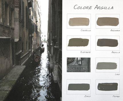 Seizoen & Stijl | Carte Colori Collezione