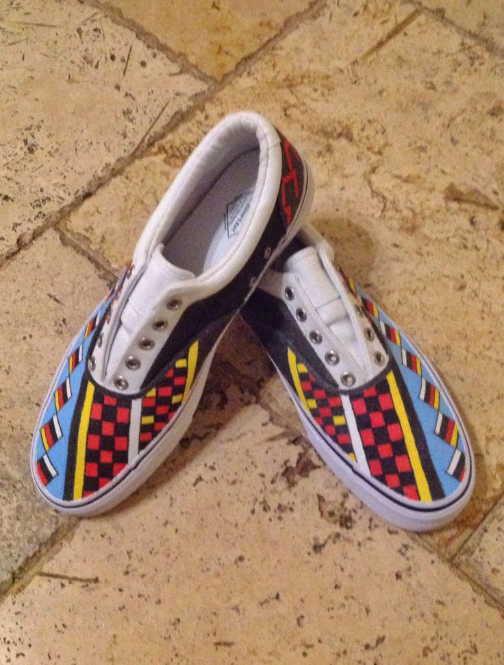 Shoes Created by Brian M. Zepeda