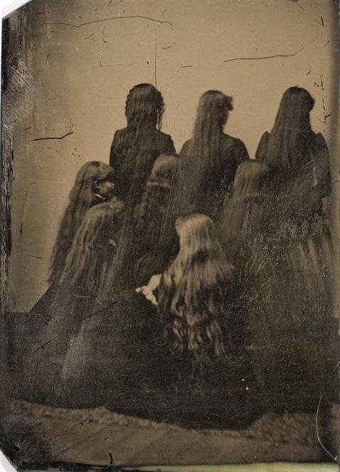 foto epoca vintage schiena girate donne 26