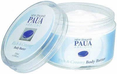 New Zealand gifts Paul Body Butter