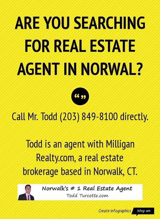 Are you looking for Norwalk realty and realtors? Mr. Todd is #1 real estate agent in Norwalk. Feel free to contact to buy and sale homes or condos in Norwalk.  http://norwalkrealestatetodd.com