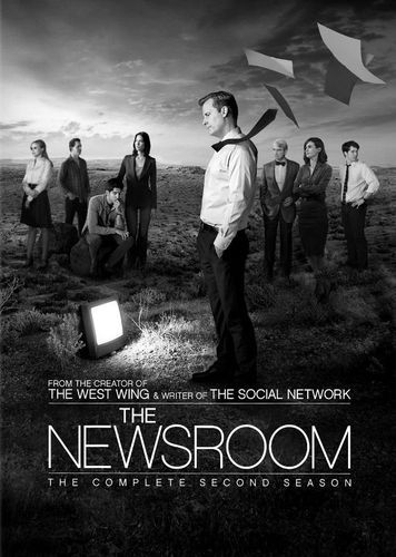 The Newsroom: The Complete Second Season [4 Discs] [DVD]