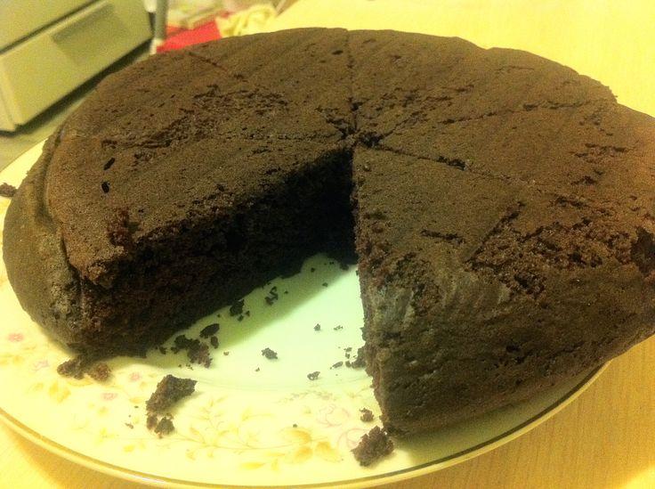 Crazy Cake или Сумасшедший Пирог - веганский шоколадный торт | Классные вегетарианские рецепты