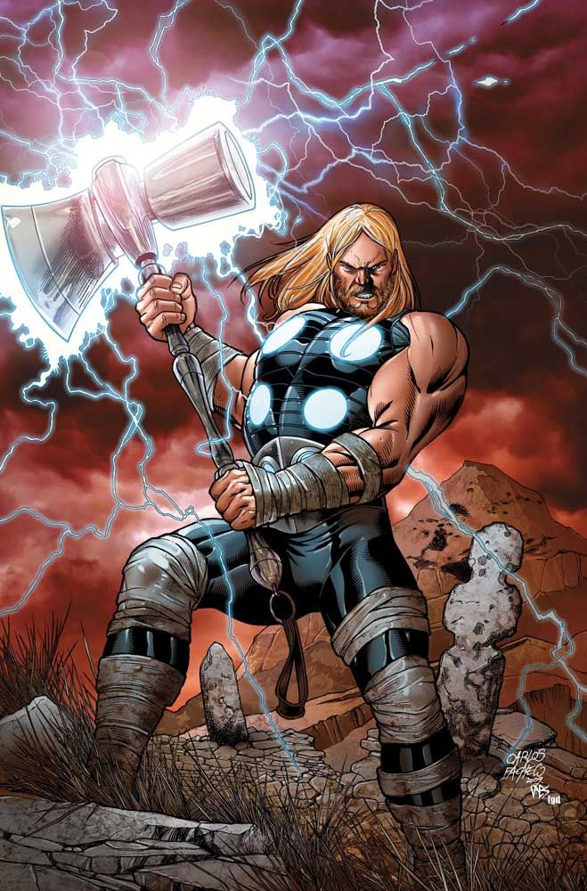 Thor by Carlos Pacheco #Ultimates