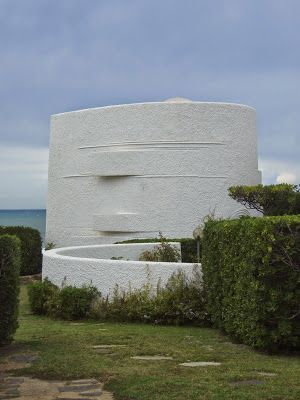 Villa Califfa, Santa Marinella, Italy 1954-1957
