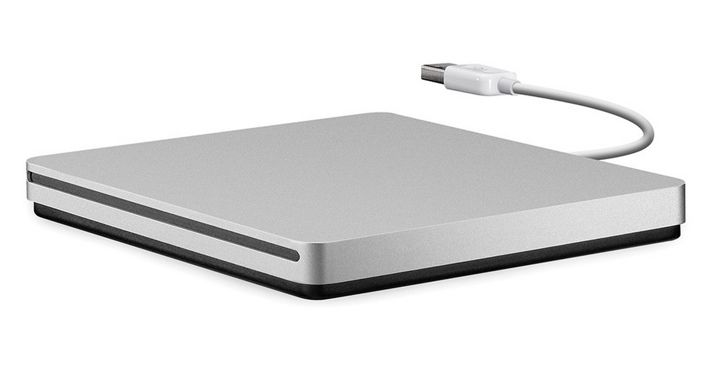 If you are using any of the new Apple computers whether laptop or desktop you need a disc drive because they do not include them in any of the devices