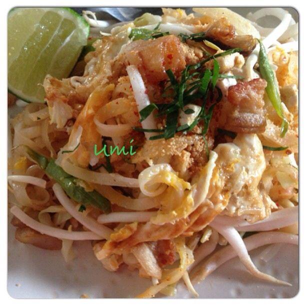 Pad Thai (Thai Fried Noodle)