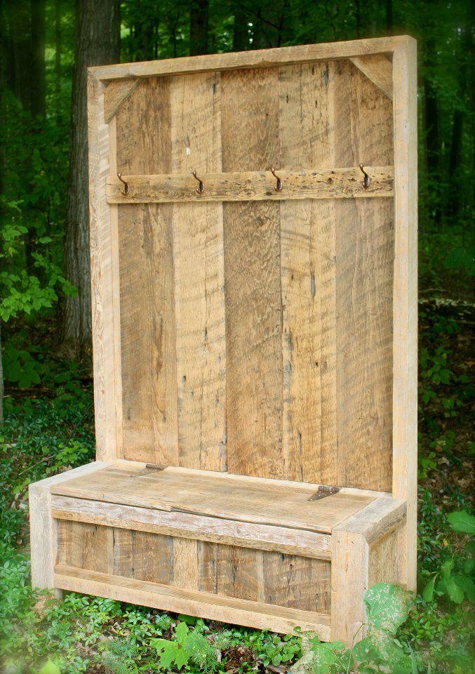 Les 454 meilleures images du tableau palettes en bois sur for Achat meuble en palette