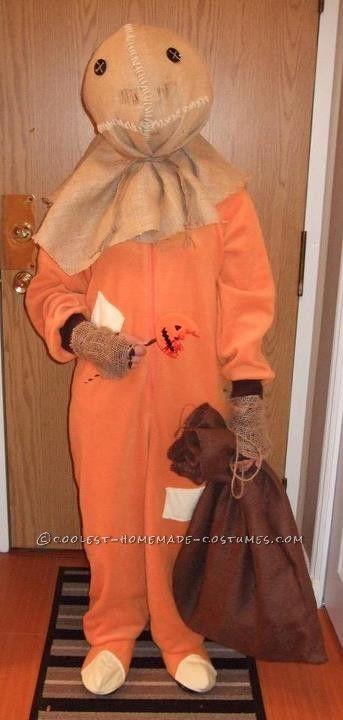 coolest trick r treat sam costume - Trick R Treat Halloween Costume
