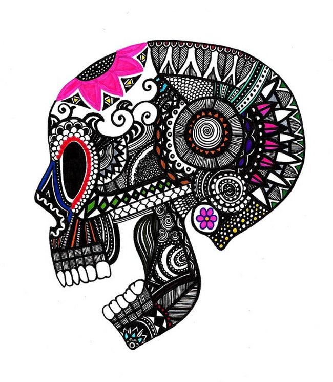 lindo! Ilustração de Kelly Merrell Designs