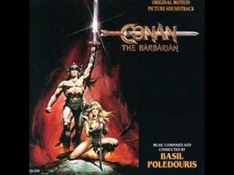 Conan The Barbarian(Suite) - Basil Poledouris