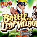 Battle For Leaf Village