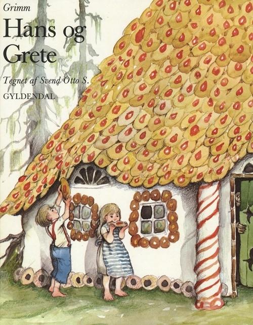 Hans og Grethe af brødrene Grimm