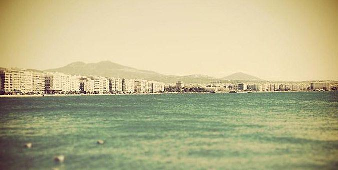"""Από τις πιο """"θεσσαλονικιώτικες"""" όψεις της πόλης"""