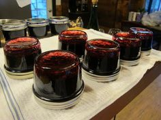 How to Make Blueberry or Huckleberry Jam Recipe