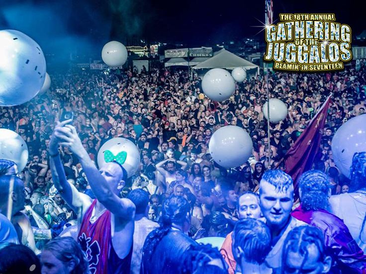 Fear & Paranoia in Oklahoma, Clown-Style: The 18th Motherfucking Gathering of Juggalos