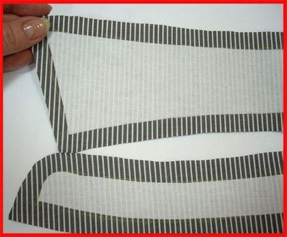 Рубашечный воротник на стойке - термоткань