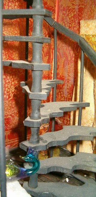 Diy Doll House Stairs