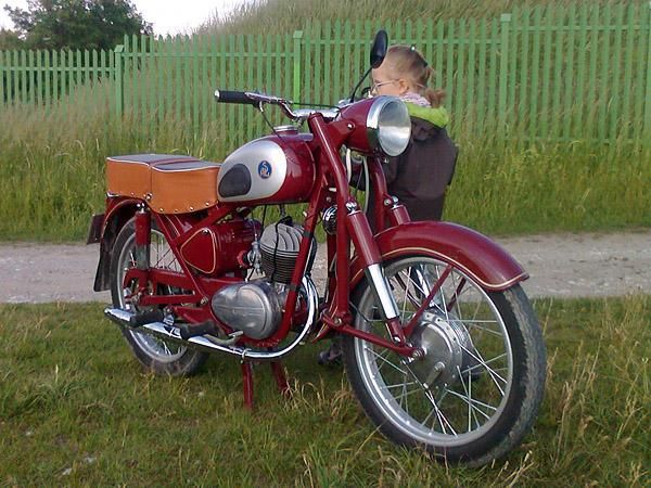 PolskaJazda » Motocykle » SHL » SHL M06T