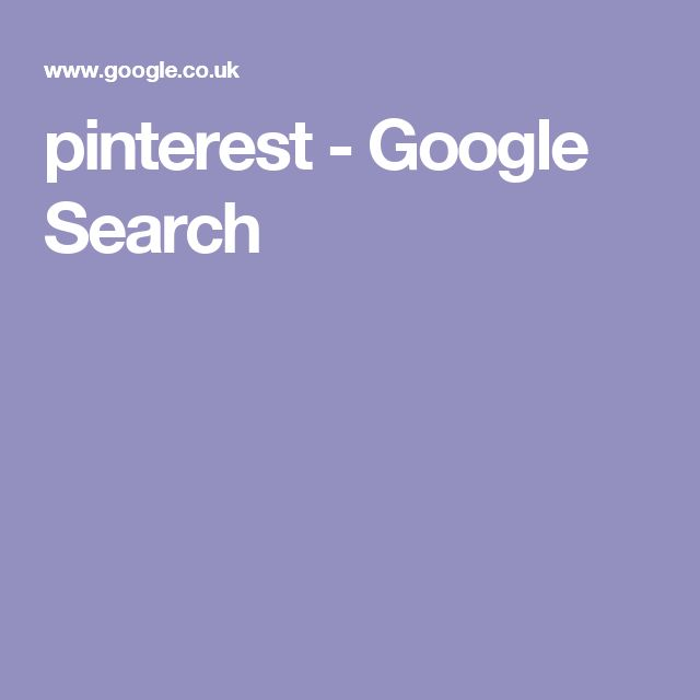 pinterest - Google Search