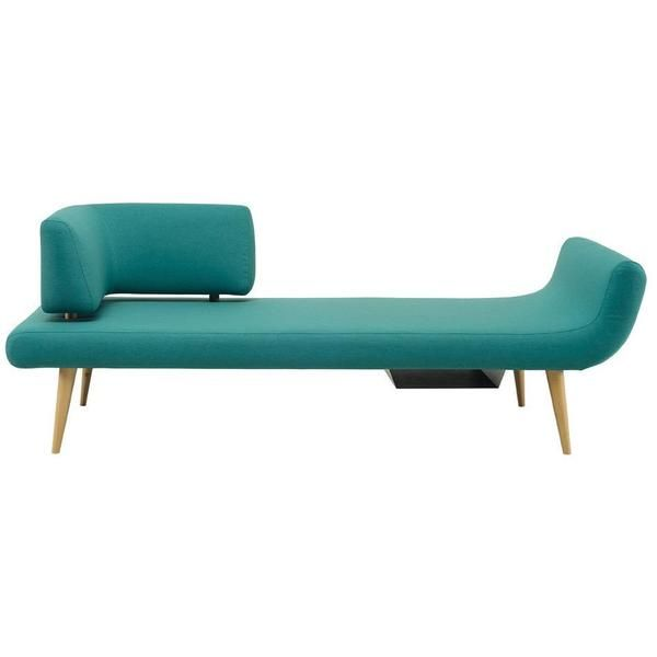 Superb Legacy Modern Chaise Lounge Day Bed Emerald Green Modern Download Free Architecture Designs Scobabritishbridgeorg