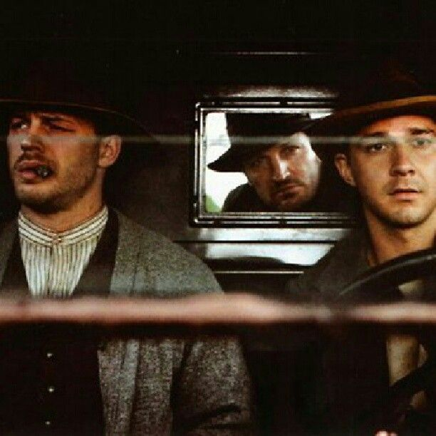 Lawless is another one of those must see things..